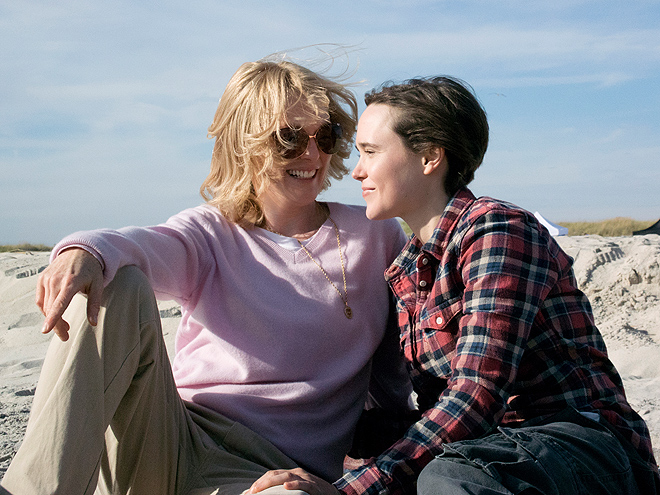 FROM EW: Watch Ellen Page Break the Ice with Julianne Moore in Freeheld Clip