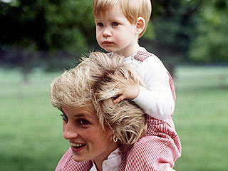 17 Adorable Photos of Prince Harry's Youth