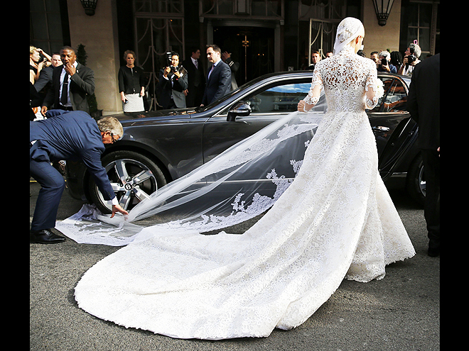 Vows in Valentino: Nicky Hilton Weds James Rothschild| Weddings, Celebrity Weddings, Nicky Hilton
