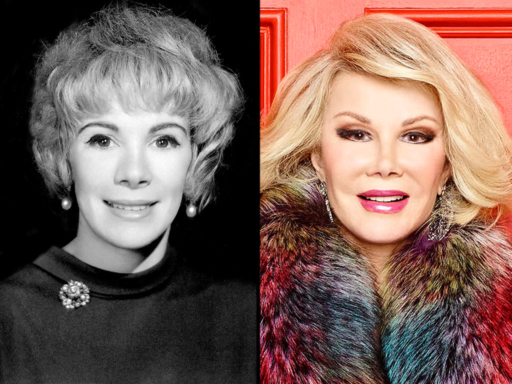 One Year Later: Remembering Joan, the Queen of Comedy