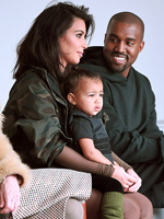 7 Times North West Made Kanye Smile