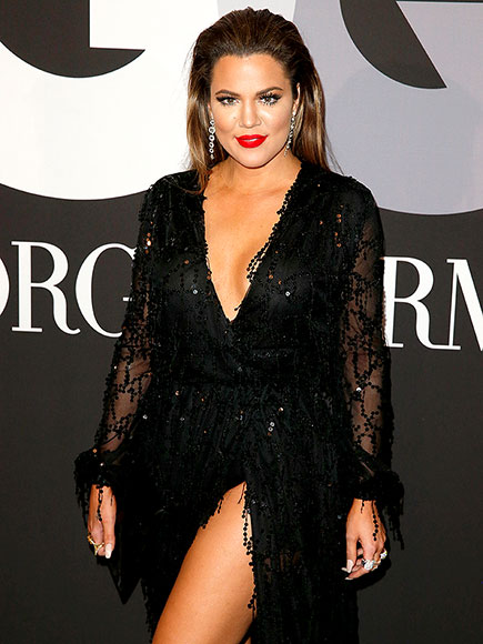 KHLOÉ GOES ON THE RECORD ABOUT …