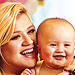 The Cutest Photos from Kelly Clarkson's PEOPLE Shoot