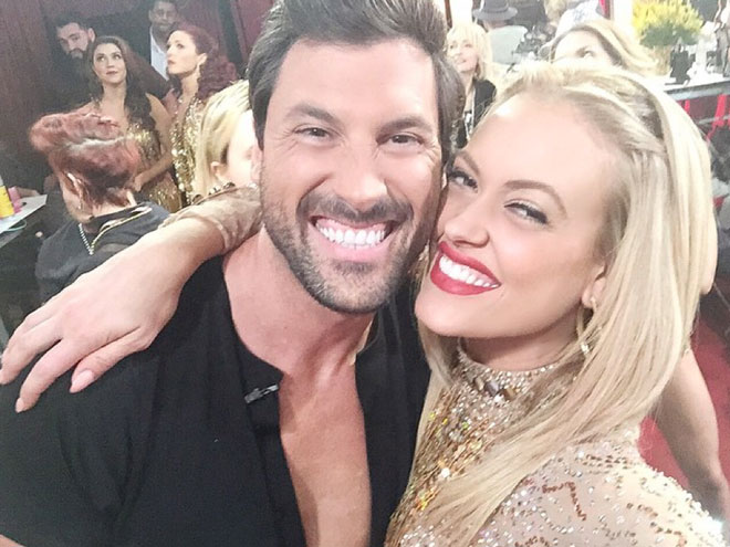 Is max from dancing with the stars hookup peta