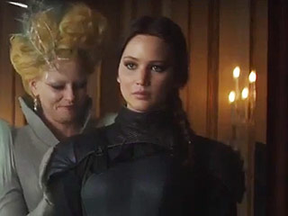 FROM EW: The Hunger Games Franchise May 'Live On' Through Prequel Films | The Hunger Games: Mockingjay - Part I, The Hunger Games, Jennifer Lawrence