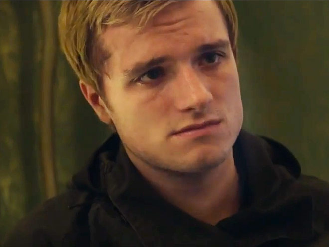 8. PEETA'S CHISELED FACE EXPERIENCES FURTHER DEEP CONCERN photo | The Hunger Games: Mockingjay - Part I, The Hunger Games, Josh Hutcherson