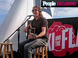 PHOTOS: One Very Cool Day in the Life of Rick Springfield