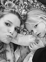 11 Ways Jessica Simpson's Daughter Proves She's a Mini-Me