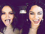 Celebs Uncensored: The Best Celeb Sister Selfies on Instagram