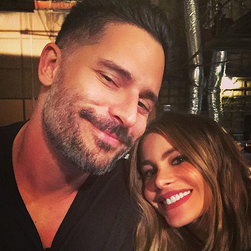 KEEP THE SURPRISES COMING photo | Joe Manganiello, Sofia Vergara