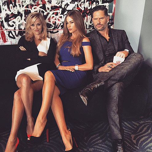 TREAT HER FRIENDS LIKE YOUR OWN photo | Joe Manganiello, Sofia Vergara