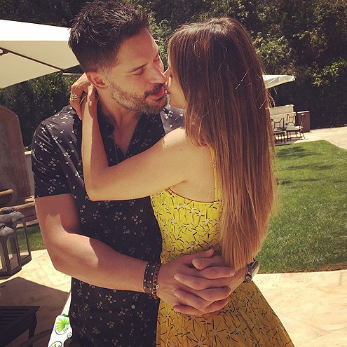 APPRECIATE YOUR PARTNER photo | Joe Manganiello, Sofia Vergara
