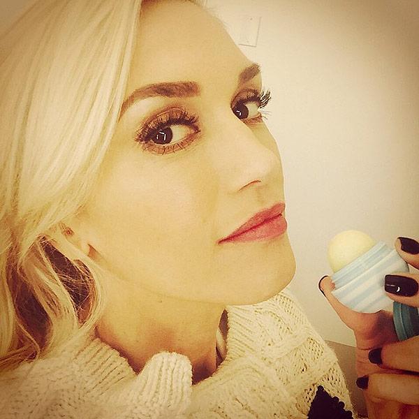 Gwen Stefani: Beauty Lessons, as Seen on Instagram ... гвен стефани инстаграм