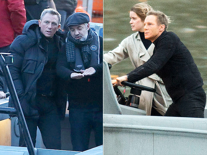 DOUBLE THE 007 photo | James Bond, Daniel Craig, Sam Mendes