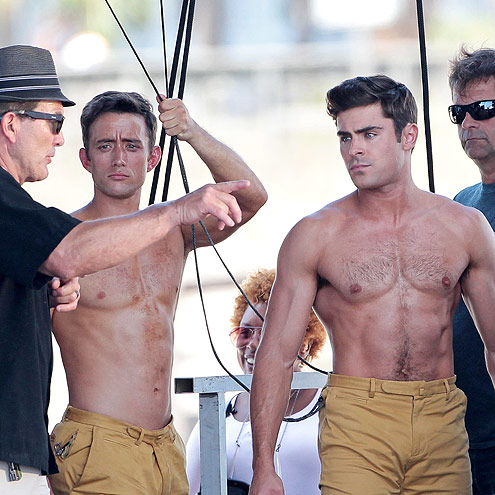 AB FAB photo | Zac Efron