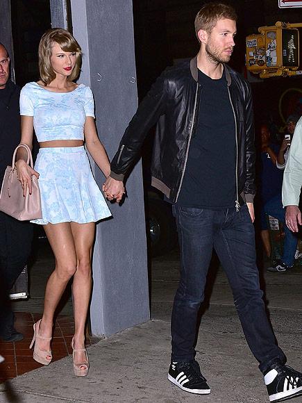 photo | Calvin Harris, Taylor Swift