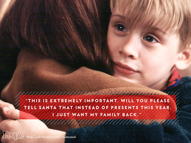 Home Alone 2 Quotes About Love : From Its a Wonderful Life to Love Actually , these Christmas movie ...