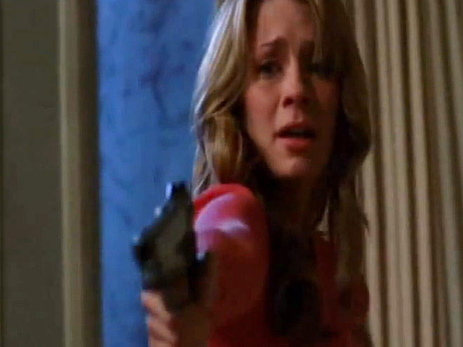 MARISSA SHOOTING TREY photo | The O.C., Mischa Barton