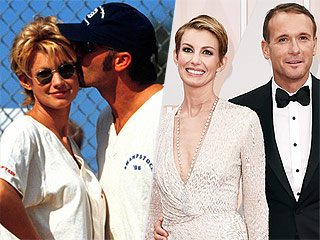 Happy Anniversary Tim McGraw and Faith Hill! 19 Years in Adorable Photos