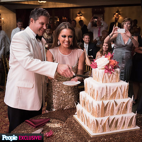 Vanessa Williams Wedding to Jim Skrip : People.com