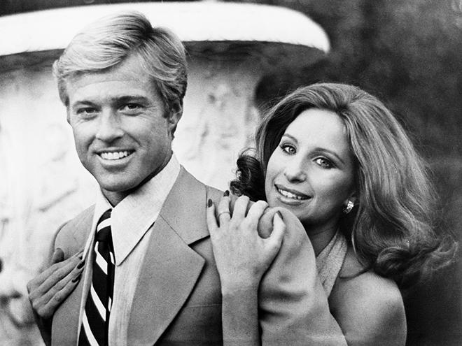 Robert Redford The Way We Were Barbra Streisand, Robe...