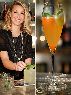 MARTINI Sparkling Wines and Whitney Port