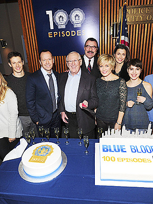 Blue Bloods 100 Episodes