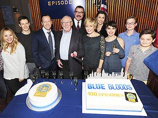Blue Bloods 100 Episodes