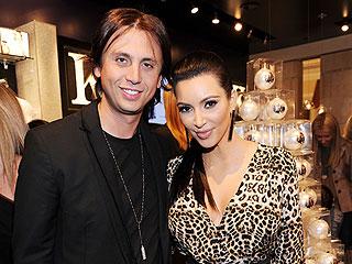 Kim Kardashian's BFF Jonathan Cheban to Open New Burger Restaurants | Kim Kardashian