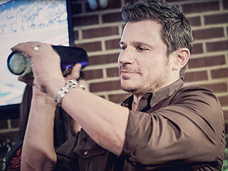 Look Inside Nick and Drew Lachey's New Sports Bar (PHOTOS) | Nick Lachey