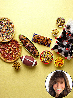 Healthy Football Party Food for Super Bowl