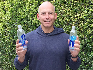 Harley Pasternak: How to Turn Your Water Bottle into Workout Gear