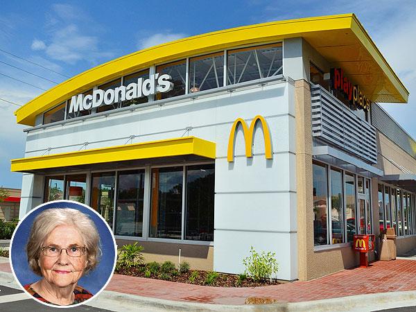 Grand Forks Herald/AP; Courtesy McDonalds