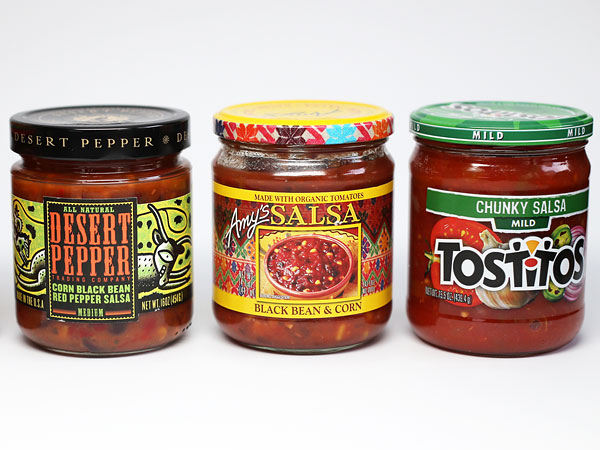 Taste Test Best Store Bought Salsas Great Ideas