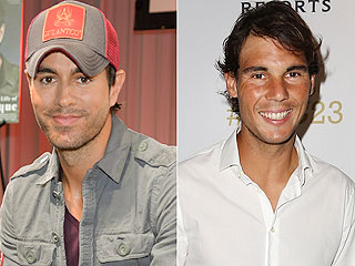 Enrique Iglesias & Rafael Nadal Launch the Most Handsome Restaurant Venture Ever