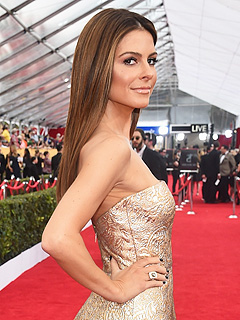 Maria Menounos Almonds