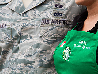 Starbucks Gives Free Coffee to Every U.S. Service Member in Afghanistan