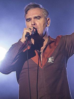Morrissey Vegetarian