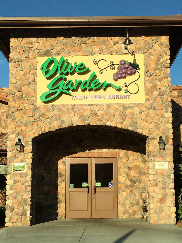 Olive Garden Healthy Menu Options What To Order Chain Restaurants Great Ideas