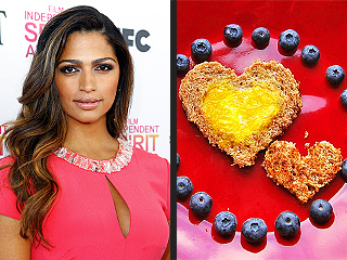 Camila Alves: Valentine's Day DIY Gift Ideas That You Can Actually Make | Valentine's Day, Great Ideas, Camila Alves