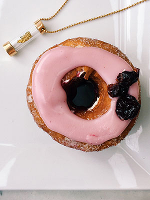 Cronut Necklace
