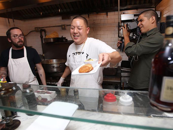 Fresh Off the Boat Creator Eddie Huang; Chinese New Year ...