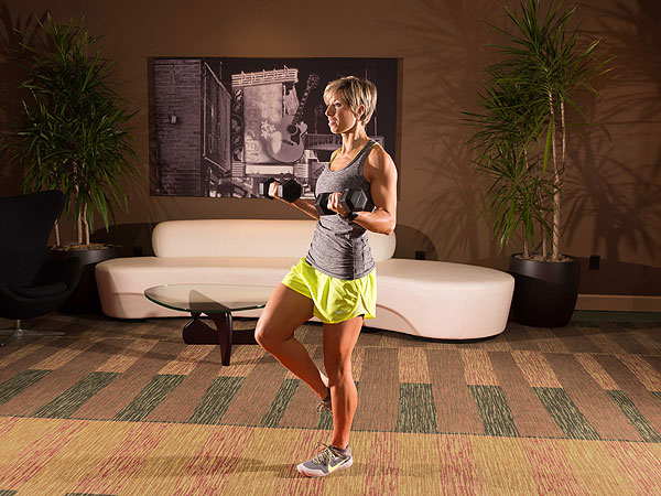 Get a Full Body Workout with this One Simple Move from Celeb Trainer Erin Oprea
