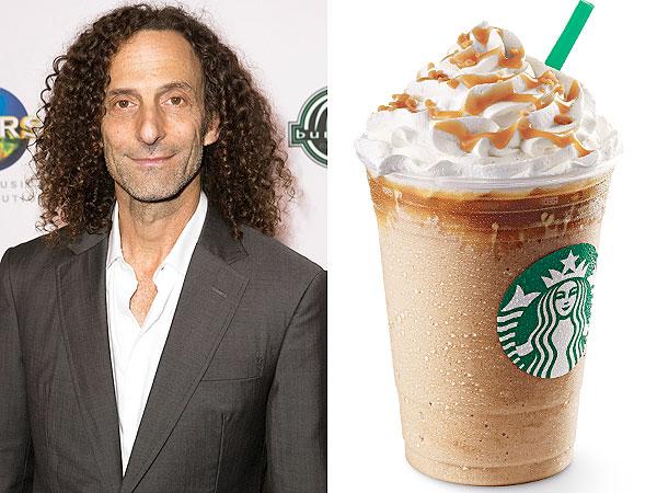 Starbucks Kenny G