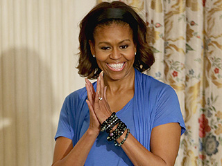 Michelle Obama Unveils 'Bold' Makeover of White House Family Dining Room – See the Before & After!