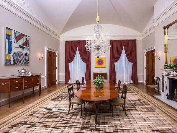 Michelle Obama Renovates White House Makeover PHOTOS