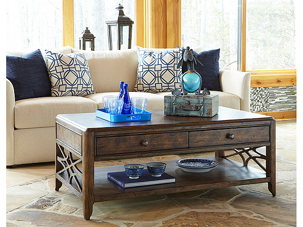 Trisha yearwood debuts home furniture collection great for Table decor international marietta ga