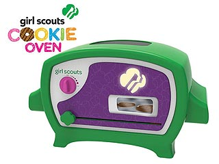This New Girl Scout Cookie Oven Lets You Bake Up Thin Mints at Home