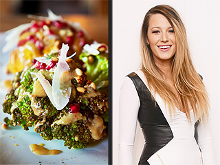 Blake Lively's Cauliflower Recipe Makes Us Want to Eat Our Vegetables