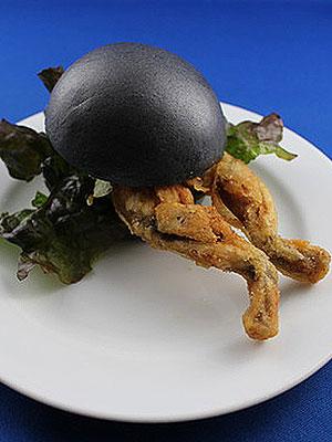 Black Frog Burger